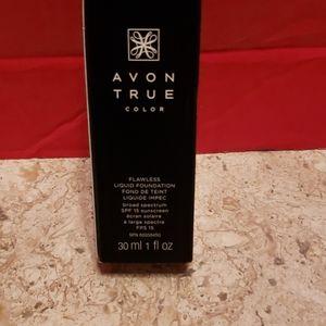 Avon true color liquid foundation
